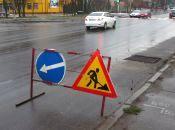 На відремонтованих дорогах Хмельницького просіли зливові решітки. Чиновники пояснили причину