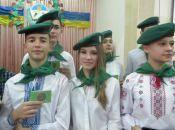 Хмельницьким школярам вручили зелені берети