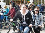 Відкриття велосезону у Хмельницькому (ФОТО, ВІДЕО)