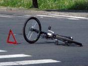 У Полонному збили велосипедиста