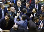 Новий рейтинг: до парламенту проходять чотири партії