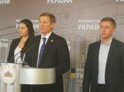 Сергій Лабазюк очолив нове депутатське об'єднання «Бізнес-Варта», яке боротиметься з рейдерством (прес-служба Сергія Лабазюка)
