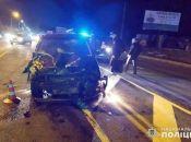 Травмовані водії та збитий пішохід: хроніка ДТП у Хмельницькому