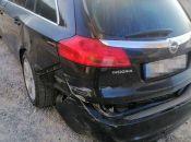 Потрощив припарковане авто та поїхав геть: у Хмельницькому розшукали водія-втікача