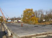 Міст на ремонті: коли у Старокостянтинові відновлять рух через річку Случ