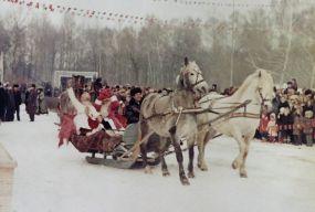 Радянський Хмельницький. Як зимували 30-50 років тому (ФОТО)