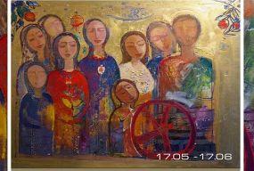 Картини відомого українського художника Бориса Єгіазаряна покажуть у Хмельницькому