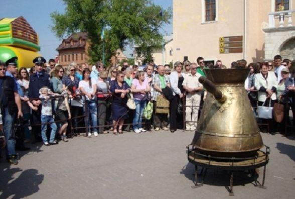 У Кам'янці-Подільському відбудеться фестиваль кави «Кам'янецька турка» - 2015