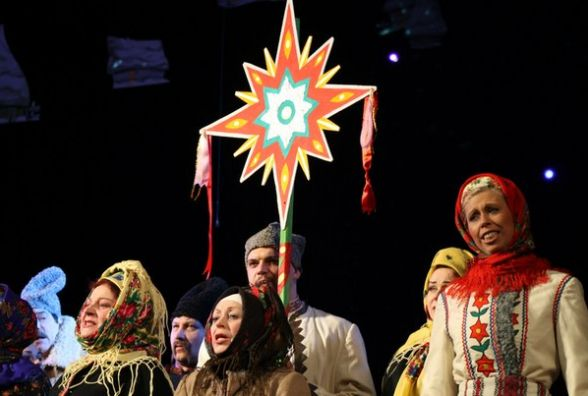 Хмельничан запрошують на виставу «Ніч перед Різдвом»