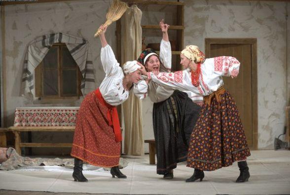 Хмельничан запрошують на виставу «Кайдашева сім'я»