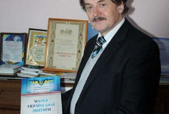 Микола Балема: Можливо, на 25-ту річницю незалежності України будуть марширувати під мою музику
