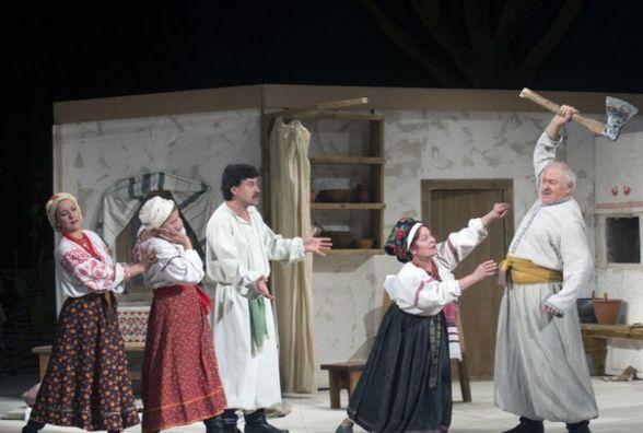 У Хмельницькому зіграють трагікомедію «Кайдашева сім'я»