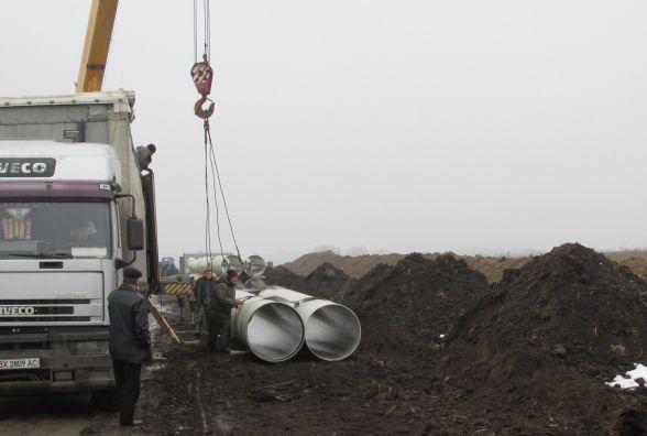 У Хмельницькому запустили нову гілку Чернелівського водогону