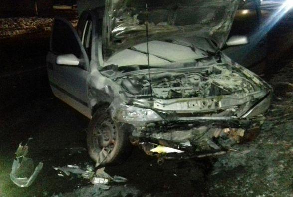 На проспекті Миру Opel спричинив ДТП. Є постраждалі