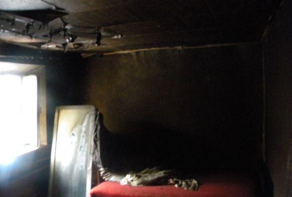 На Хмельниччині у своїй хаті згорів чоловік
