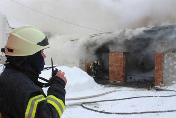 На Хмельниччині за день сталося шість пожеж