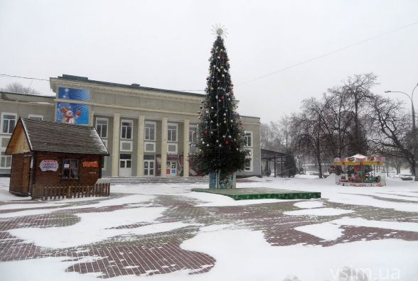 Хмельницький замітає снігом. Як виглядає місто (ФОТО)