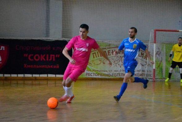 «Сокіл» не зміг перемогти аутсайдера першої ліги