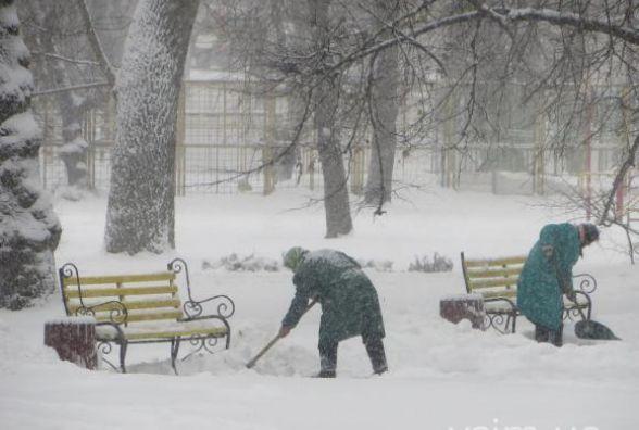 У Хмельницькому 10 січня сніжитиме