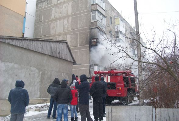 Поліція розслідує вибух газу в Дунаївцях