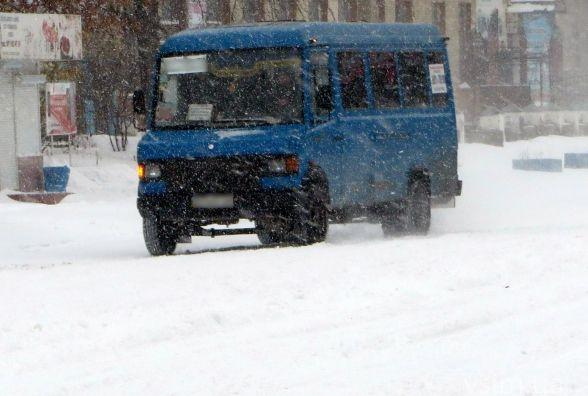 На Хмельниччині оголошено високий рівень аварійності на дорогах