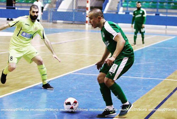Хмельничанин дебютував в чемпіонаті Кіпру