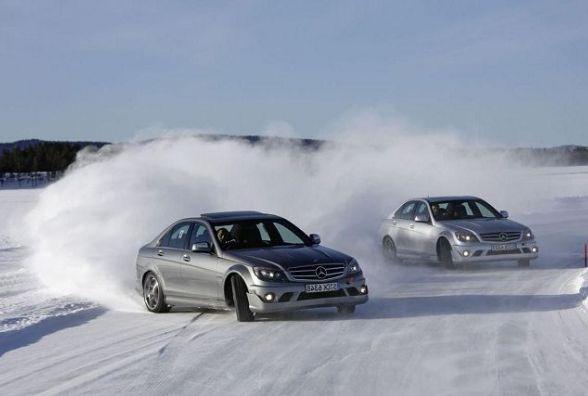 Взимку за кермом: хмельницьких водіїв навчать їздити в екстремальних умовах