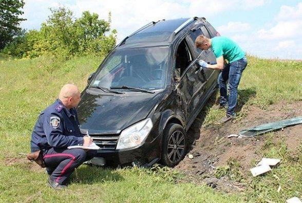 У Хмельницькому засудили чоловіка, який вкрав позашляховик і розбив його в аварії