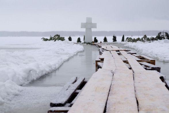 19 січня - Водохреща або Богоявлення