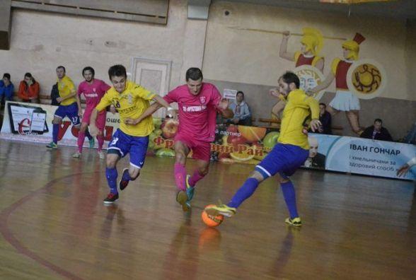 Хмельницький «Сокіл» стартує в Кубку України