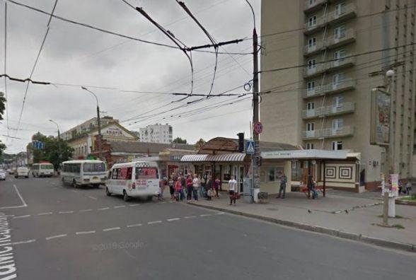 У влади просять не забирати зупинку «Героїв Чорнобиля» по Кам'янецькій