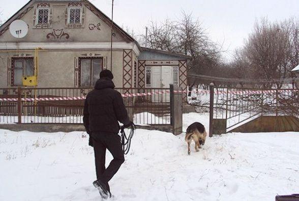 Собака знайшов жінку, яка вбила матір на Хмельниччині