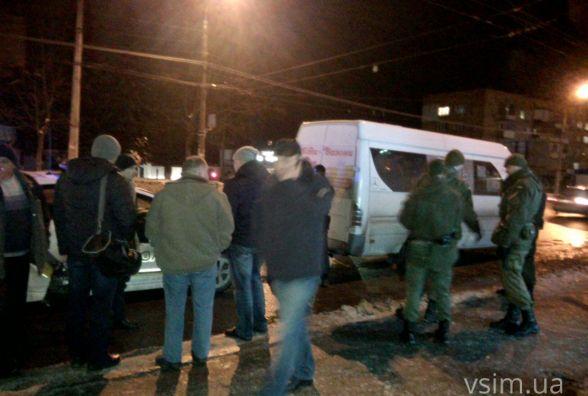 На проспекті Миру п'яний чоловік потрапив під колеса 34-ої маршрутки