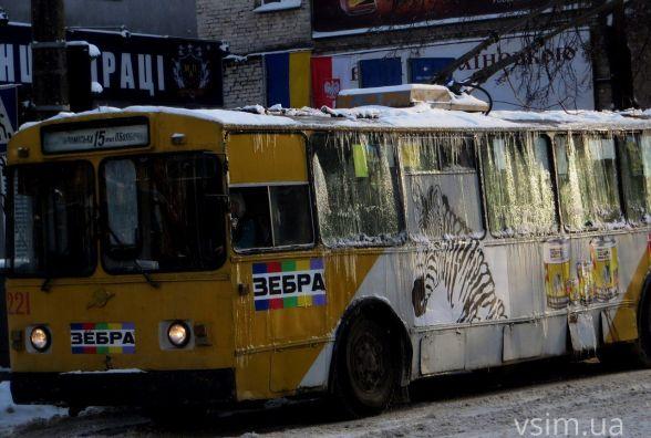 Нічні тролейбуси у Хмельницькому не відмінятимуть