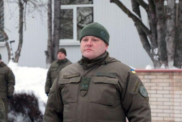 Хмельницькими нацгвардійцями керуватиме новий командир