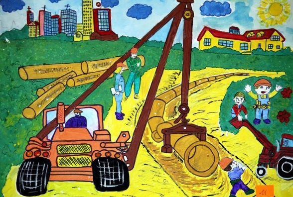 """Подолянам пропонують взяти участь в конкурсі малюнків """"Охорона праці очима дітей"""""""