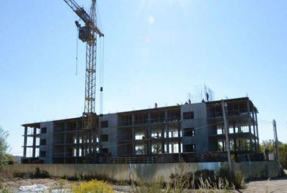 Для учасників АТО з Хмельницького збудують будинок та виділять землю під гаражі