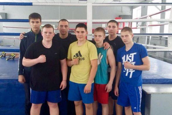 Хмельничани потрапили до збірної України з боксу