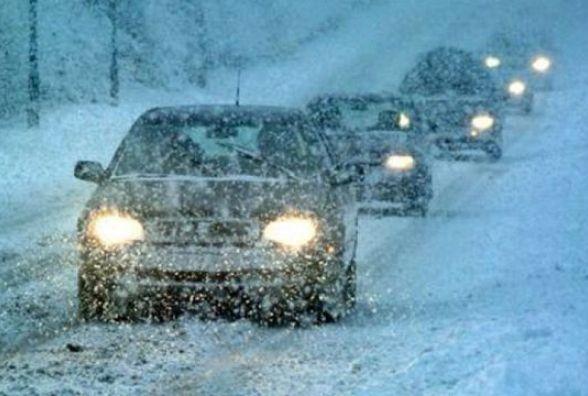 На Хмельниччині зафіксували критичний стан аварійності на дорогах