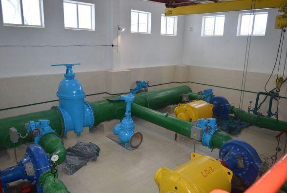 Обладнання для Чернелівського водогону оновили за 4,5 мільйони гривень