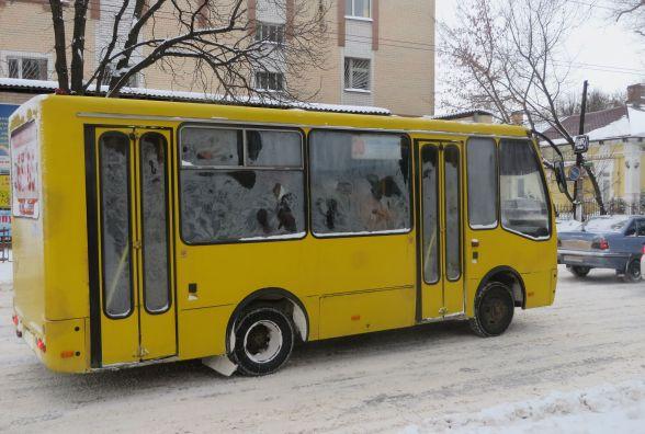У Хмельницькому дали «добро» маршруткам до «Першого паркового»