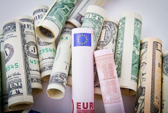 Долар росте - курс НБУ на 10 лютого