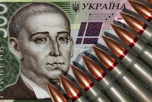 За місяць мешканці Хмельниччини віддали на армію 19 мільйонів гривень