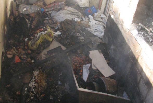 На Хмельниччині в пожежі ледь не згоріла жінка