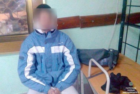 У Лезневому затримали чоловіка, який був в розшуку
