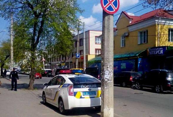 «Патрульні паркуються де хочуть через відсутність покарання за порушення», - Дорожній контроль
