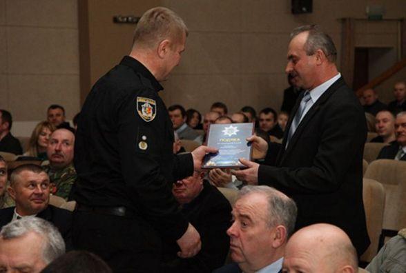 Хмельницькі поліцейські вшанували воїнів-афганців