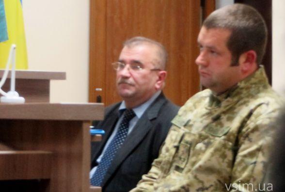 Хмельницький прикордонник оскаржує рішення суду, який визнав його винним по 130-ій статті