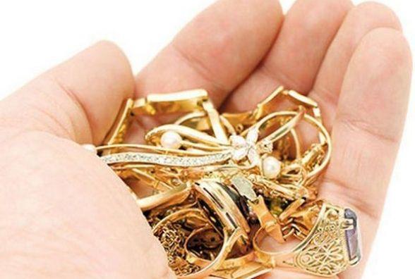 33-річний хмельничанин поцупив у коханки золота на 100 тисяч гривень