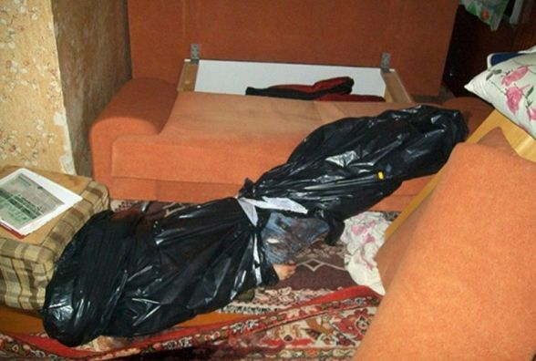 На Хмельниччині 52-річний чоловік під час застілля зарізав свого товариша